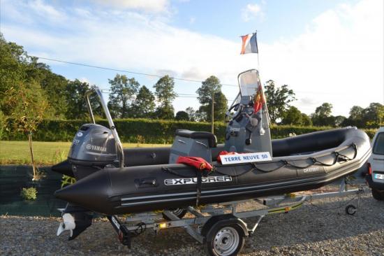 Un nouveau bateau pour le club ?